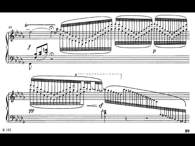 Evgeny Kissin - The Lark, Glinka/Balakirev