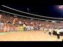 Delije - Pocetak utakmice i 'Ajde, igraj i bori se: Crvena zvezda - Cernomorec 0:0