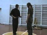 Ивашко А. - Тренировка ( защита от палки и сапёрной лопаты)