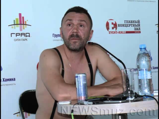 В гостях у Бачинского и Стиллавина Сергей Шнуров по телефону