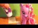 Видео-Урок:Как сделать телефон и ноутбук для пони,кукол и петшопов:3