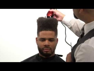 Andis American Legacy Collection(Series 2): Hi-Top Fade and Beard Design