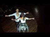 Latin Star Gala 2012 - Show Wheelchair Rumba - Igor Kiselev &amp Anna Gorchakova