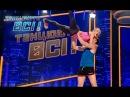 Марина Мазепа и Стас Старовойтов — Танцюють всі! — сотня