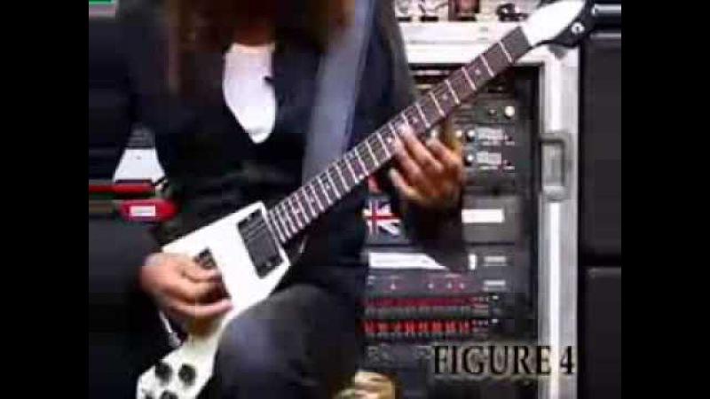 Kirk Hammet лажает
