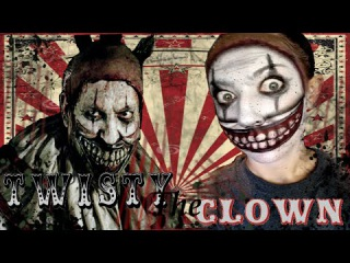Twisty the Clown- American Horror Story Tutorial