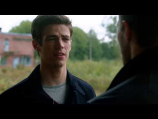 The Flash- Barry and Oliver Train- Flash vs Arrow