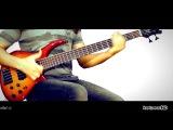 Michael Jackson - Billie Jean (Slap Bass line - by Kabas)