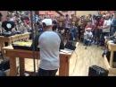 Bernard Purdie & Q-Bert freestyle, Yo!