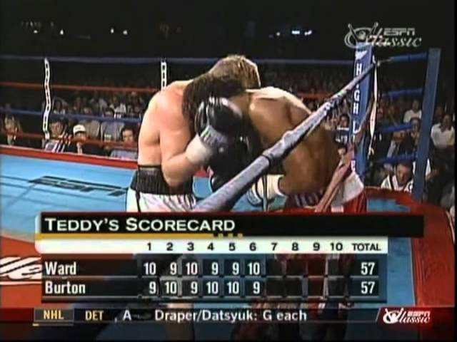 Micky Ward vs Emanuel Augustus [Full Fight]