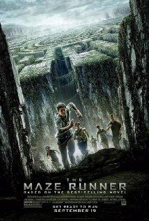 The Maze Runner (2014) CAM