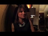 LUCY LAWLESS on Spartacus-Vengeance