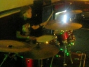 Drummset by A. Nozdrin. 18th August 2012