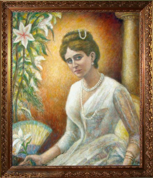 Елизавета Фёдоровна Романова