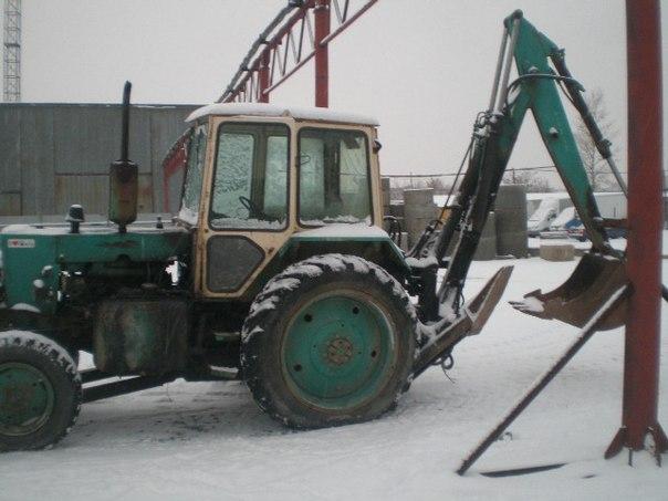 Продам в розстрочку бу трактор