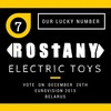 ROSTANY | electro-live band | ROS†ANY