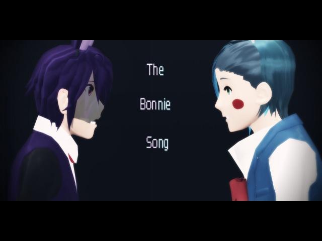 [MMD PV][MMD FNAF] The Bonnie Song