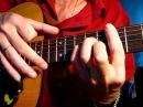 Чеченский бой на гитаре Разбор (очень медленно)