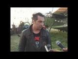 Горшок дает интервью тупой журналистке