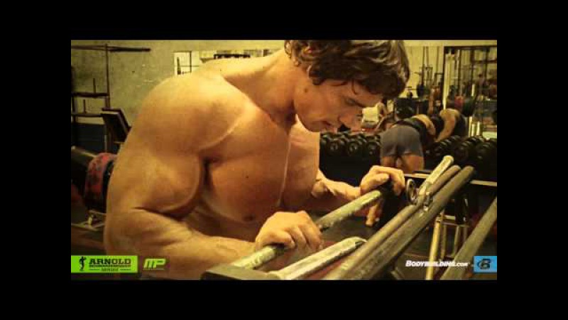 How To Train For Mass Arnold Schwarzenegger's Blueprint Training Program