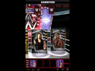 Let's Play WWE: Supercard на русском - RTG c реслером