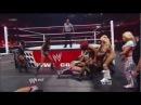 WWE Raw 04/23/12 Beth Phoenix vs Nikki Bella - Lumberjill Match
