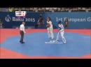 Bianca Walkden GBR Maryna Konieva UKR Women 67kg Quarterfinal