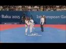 Milica Mandic (SRB) - Maryna Konieva (UKR). Women 67kg. Semifinal.
