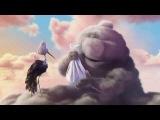 История облачка и аиста