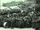 Последний парад Белой гвардии во Владивостоке 1922 г