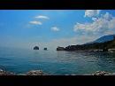 Гурзуф :  дайвинг : Черное море : дикий пляж : Крым