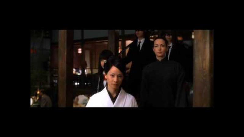 Kill Bill Vol.1 - Arrival of O-Ren Ishii at