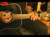 John Legend MADE TO LOVE Quick Guitar Strumming Cover EricBlackmonMusic
