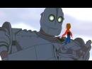 The Iron Giant (Стальной гигант) | Трейлер ремастеринг-версии (англ) | New Iron Giant Trailer