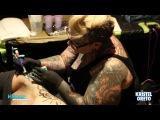 Kristel Oreto talks about Aquatat | www.tattoomarket.ru