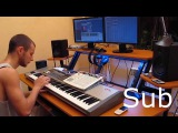 Making a soundtrack Bad Blood 1384 in fl studio