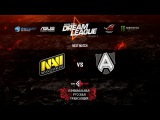 Na'VI vs. Alliance @ DLS3 LAN map 1