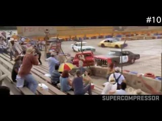 Every Car Crash From The Fast And The Furious Franchise - Supercut
