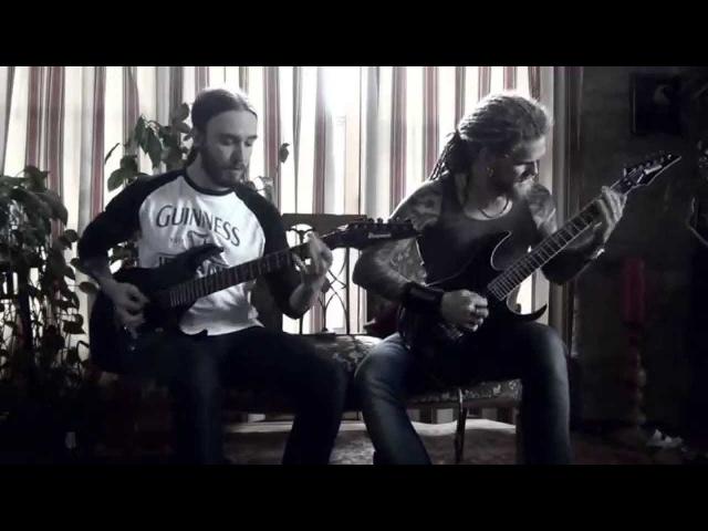 Avatar - Tsar Bomba - Guitar Lesson
