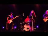 Candye Kane &amp Laura Chavez Cabaret Vauban Brest France 2013-01-26