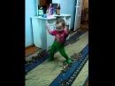 Девочка танцует улет ей 1 5 всего