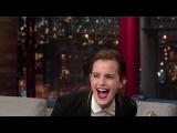 Stephanie Etelhardt Interview The Late Show