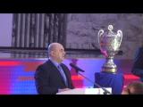Игорь Сечин – чемпион России по хоккею! Браво! (церемония ЦСКА в Кремле)