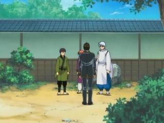Gintama / Гинтама - 1 сезон | 20 серия << Озвучил Shachiburi>>