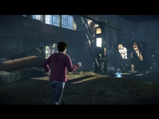 Harry Potter and the Deathly Hallows: Part 1. Walkthrough Gameplay. Part 3 (from...