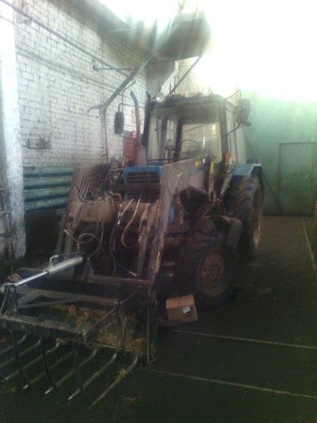 Трактор мтз 80 продам бу