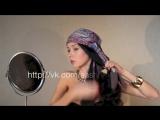 7 идей КАК красиво ЗАВЯЗАТЬ платок на ГОЛОВУ - headscarf