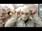 Маска Обезьяны     Latex-mask.com.ua