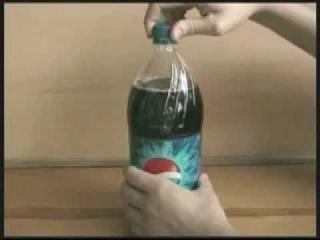 Сейф из бутылки | Bottle with secret