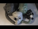 Обзор изолирующих противогазов ИП-4 и ИП-4М | Soviet IP-4 gas mask review